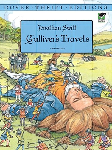 Gulliver's Travels (Dover Thrift Editions) (David Easton Natural)