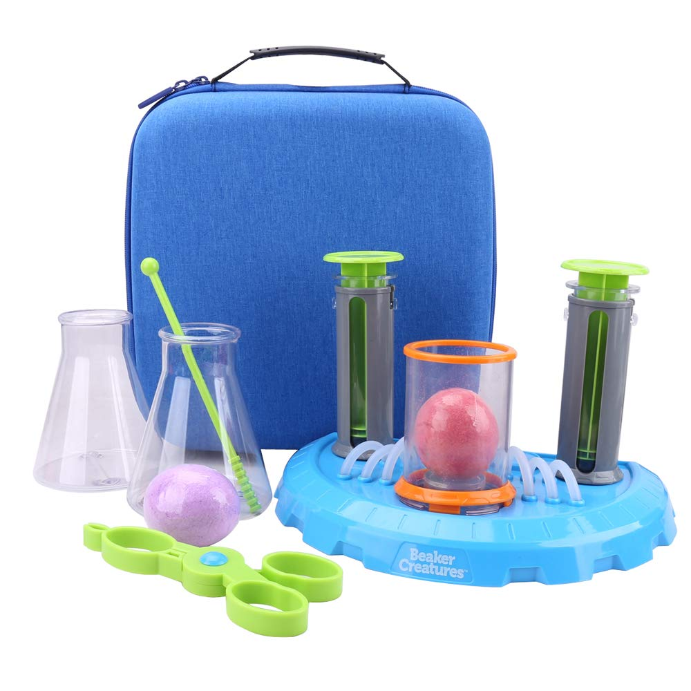 Aenllosi Hard Carrying Case for Learning Resources Beaker Creatures Liquid Reactor Super Lab (for Beaker Creatures) by Aenllosi (Image #6)