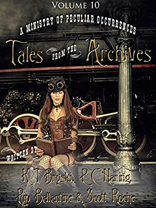 book cover of Tales from the Archives: Collection 8