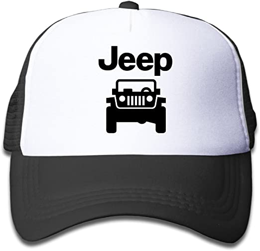 M.J zona Jeep Logo niños ajustable Red gorras de béisbol gorro ...