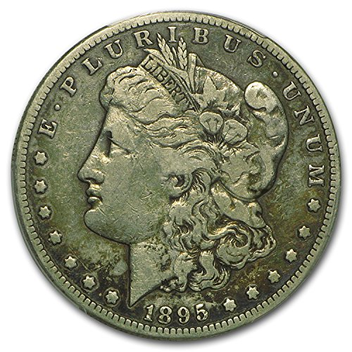 1895 S Morgan Dollar Fine $1 Fine