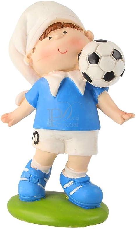 DGL Niño futbolista de resina (número 10) - DGL1956: Amazon.es: Hogar