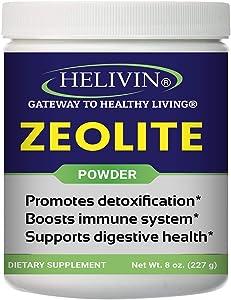 Helivin Zeolite Powder for Detoxification
