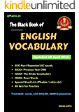 The Black Book of English Vocabulary (Kindle Edition) April 2019