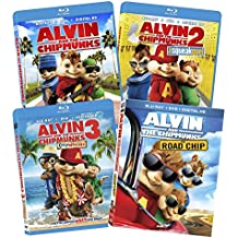 Alvin and the Chipmunks 1-4 Bundle