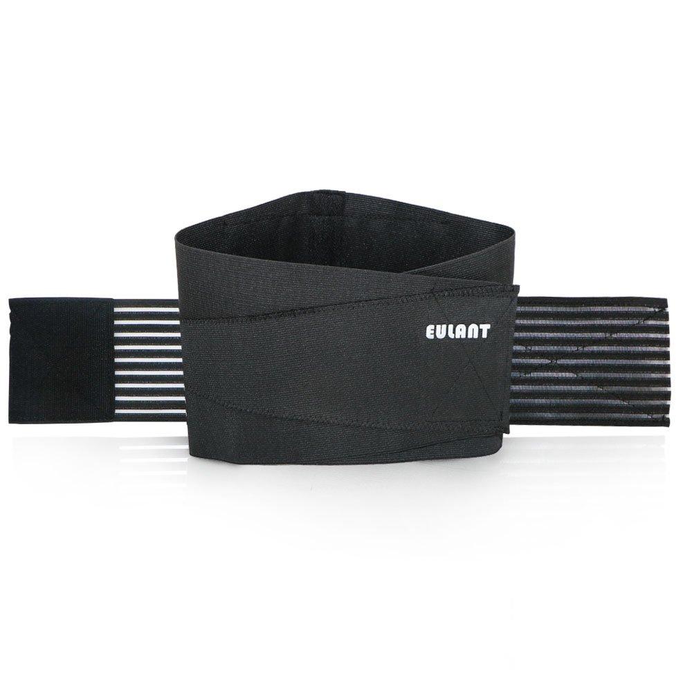con 8 Manantiales EULANT Soporte Lumbar para Aliviar el Dolor y Lesiones Cinturon Lumbar para Rehabilitaci/ón de Lesiones Doble Ajustable Faja Lumbar