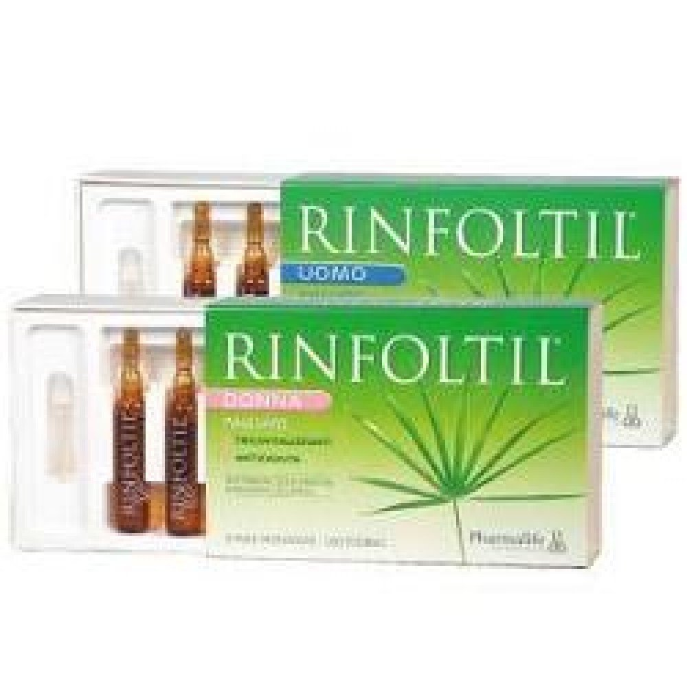 The drug for hair loss Rinfoltil - reviews, features and composition 44