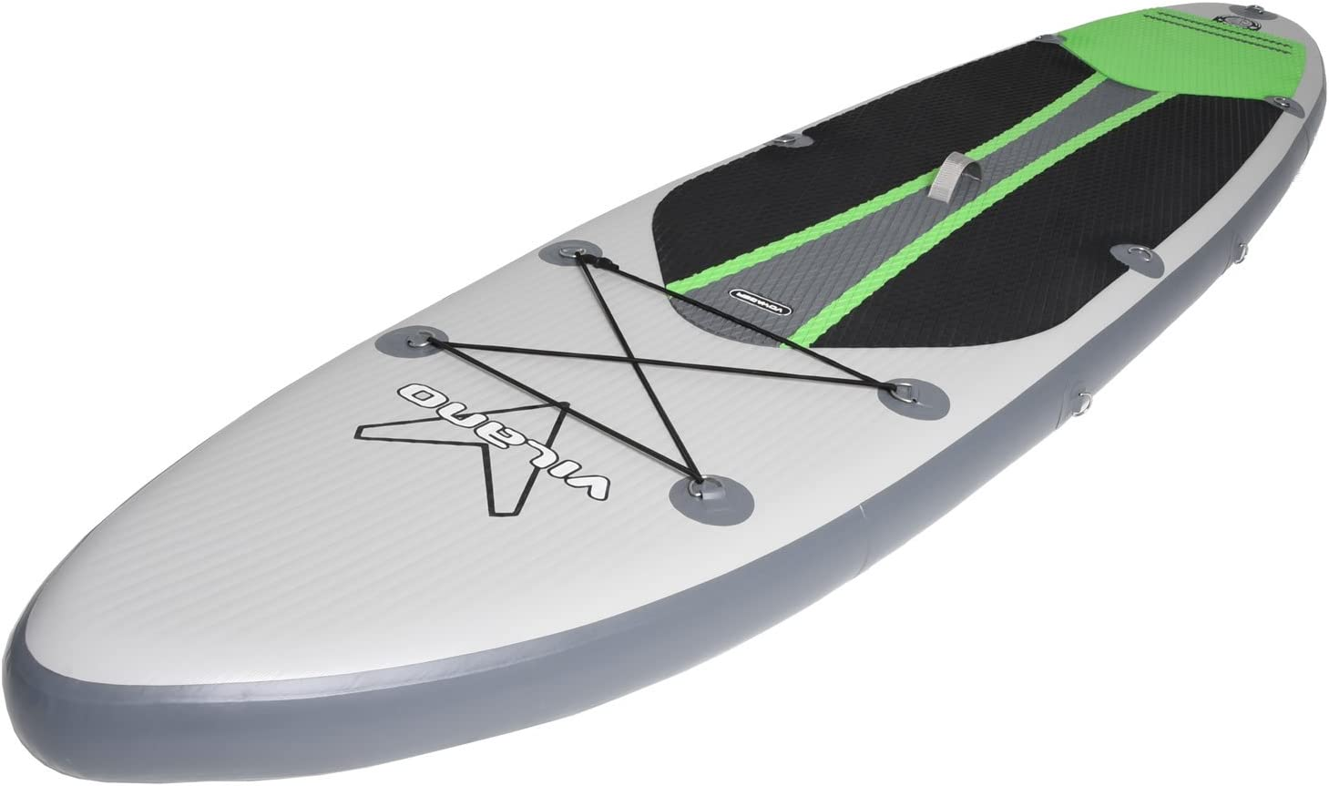 Vilano Voyager 11 Inflatable SUP Stand Up Paddle Board Package, 6