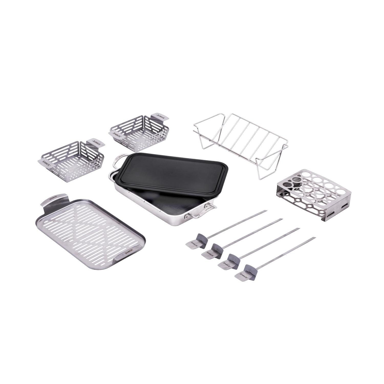Saber EZ Grilling System Set - A00AA7818 by Saber Grills