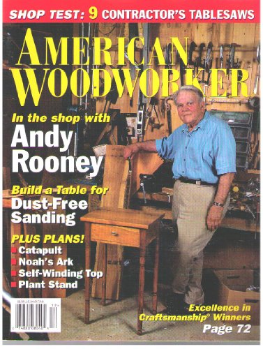 (American Woodworker December 1997)