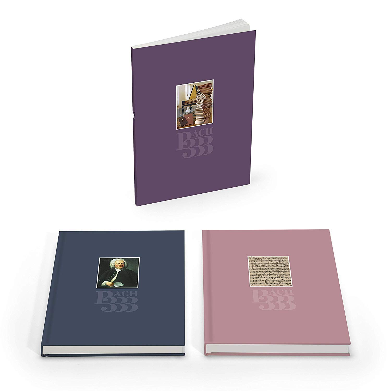 Bach333: The new complete edition : Multi-Artistes, Bach333: Amazon ...