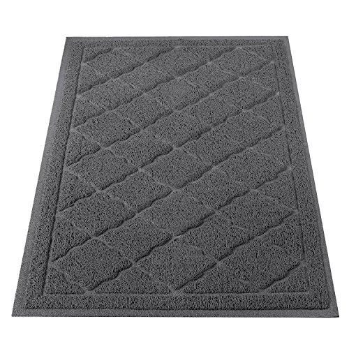 ALTMAN Cat Litter Mat Non-Slip Jumbo Size(38'' x 23'') Kitty Mat, Traps Litter from Box and Paws, Soft on Sensitive Paws and Easy to Clean by ALTMAN (Image #9)