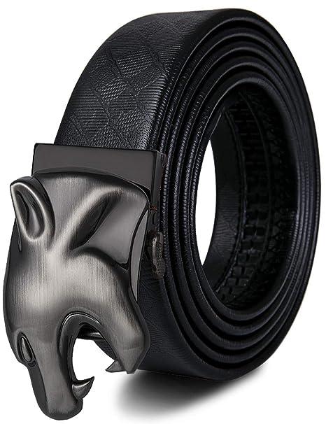Amazon.com: Dubulle - Cinturón de trinquete para hombre ...