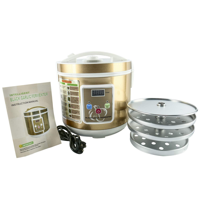 Homend 5L Black Garlic Automatic Fermenter, Black Garlic Ferment Box, Garlic Maker Recycle, Intelligent Fermentation Machine, Health Food Maker, Home/Kitchen Utensil by Homend (Image #9)