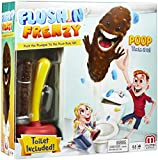 the poo game - Flushin' Frenzy Game – Pop the Poop! (Toilet Included) Ages 5 and Up