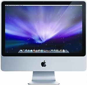 Apple iMac MC015LL/B Silver (Renewed)
