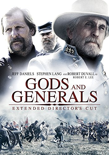Gods And Generals  Extended Directors Cut