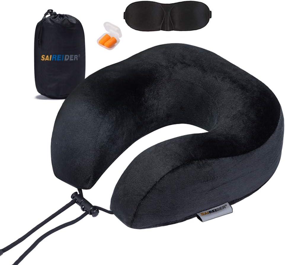 SAIREIDER Travel Neck Pillow