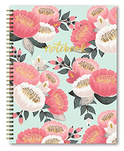 Large Spiral Notebook (Studio Oh! Hardcover Spiral Notebook, 8.5
