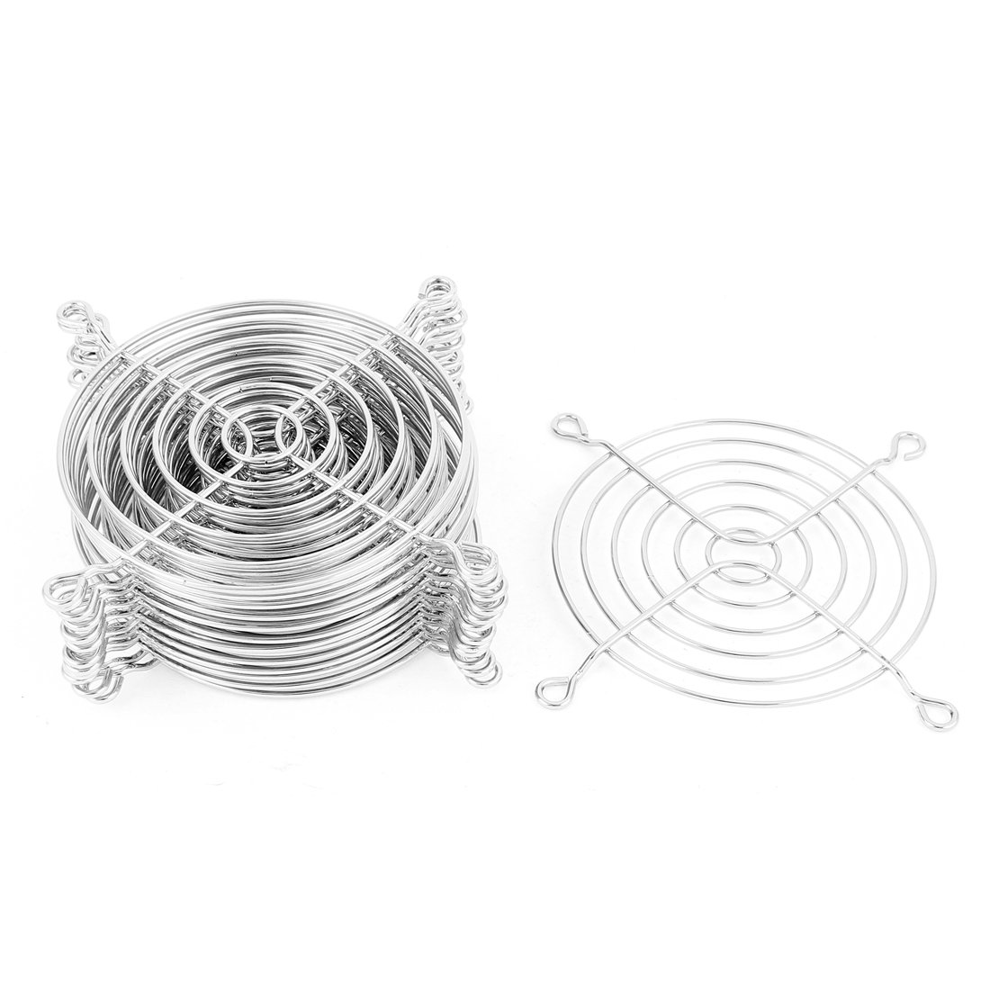 uxcell Metal Wire Finger Guard Grill 15 Pcs for 90mm Computer PC Cooling Fan