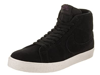 newest bf6bf 34c07 Amazon.com | NIKE Men's SB Zoom Blazer Mid Decon Skate Shoe ...