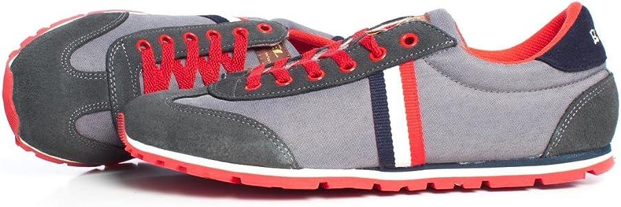 Zapatillas El Ganso Running Gris 45 Gris: Amazon.es: Zapatos y ...