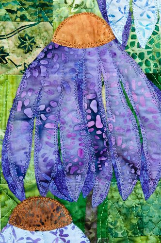 Coneflower Garden Quilt Pattern By 4th  U0026 6th Desgins