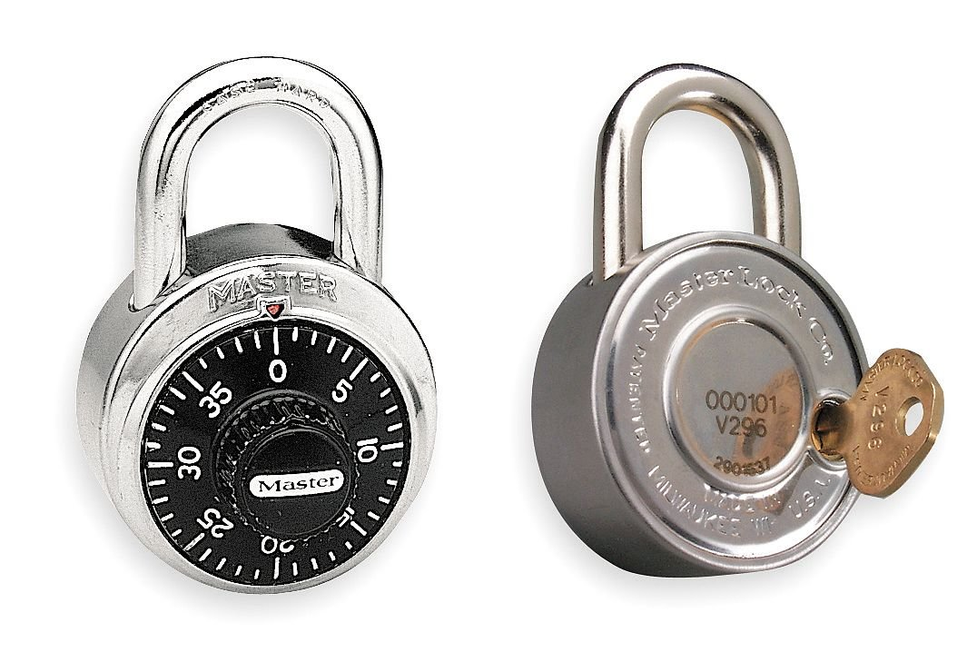 Master Lock Padlock 1525 1585 2010 2076 Control Key OEM Original Master Key V666