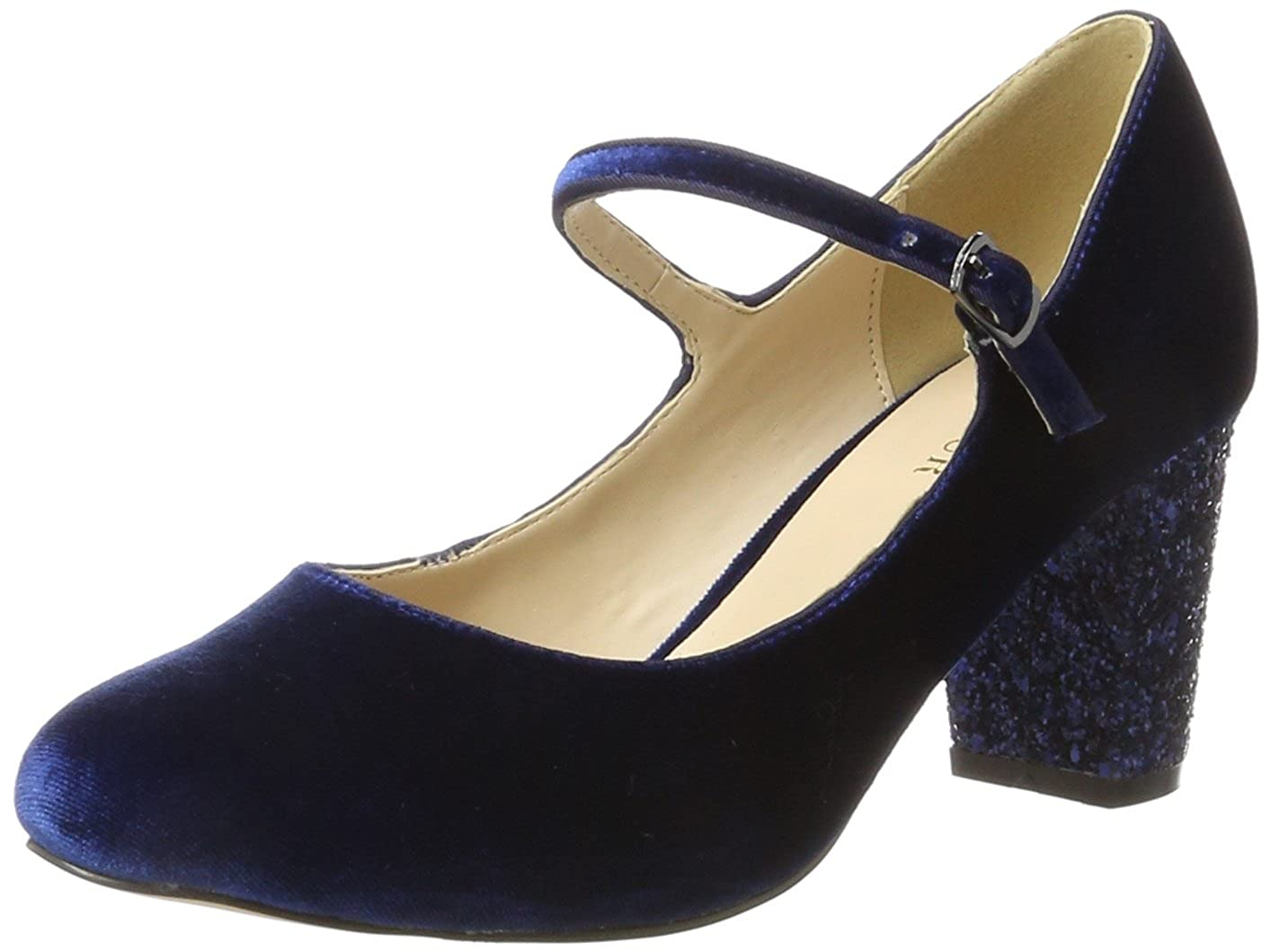 MENBUR Acrab, Mary Jane DonnaBlu (Midnight Blue)