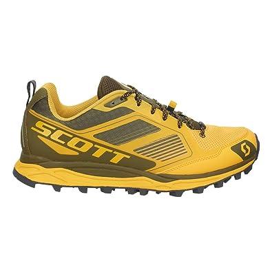 ec900f65bdf93 Amazon.com | Scott Men's Kinabalu Supertrac Yellow 9.5 M US | Trail ...