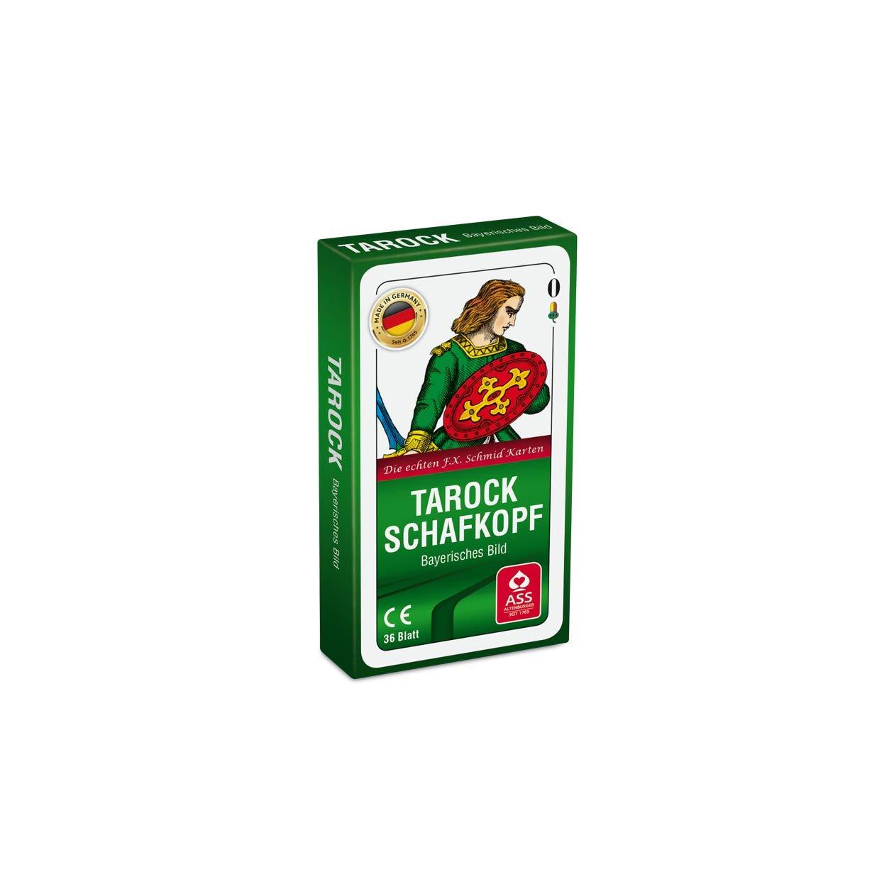 Buy Ass Altenburger 22570207 Tarock Schafkopf Cl Online At Low