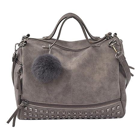 Bolso bandolera mujer,Amlaiworld Moda Bolsos mujer grandes mochila baratos bolso bandolera mujer viaje Bolso