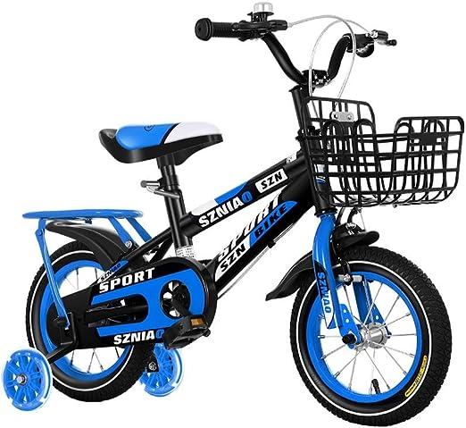 SONG Bicicleta para niños Carro De Bebé Niños Bicicleta For Niños ...
