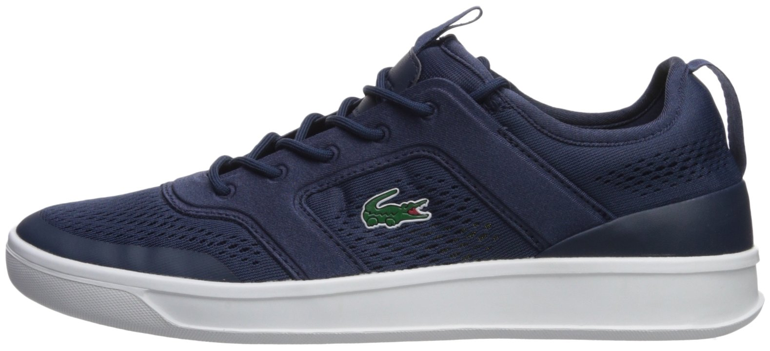 Lacoste Men's Explorateur Sport Sneaker, Navy, 9.5 M US by Lacoste (Image #5)