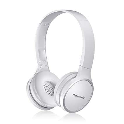 7f8331e565b Image Unavailable. Image not available for. Color: PANASONIC Bluetooth  Wireless Headphones with Microphone ...