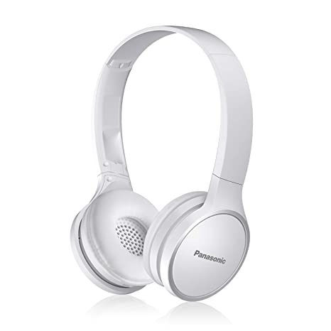 Image Unavailable. Image not available for. Color  PANASONIC Bluetooth  Wireless Headphones with Microphone ... 8dcba35b9302