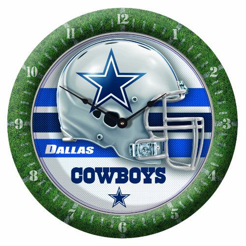 NFL Dallas Cowboys Game Clock, 10.75