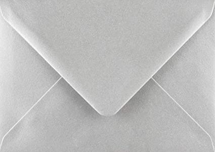 Cranberry Lot de 100 enveloppes blanches 125 mm x 175 mm