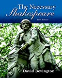 The Necessary Shakespeare 5th Edition