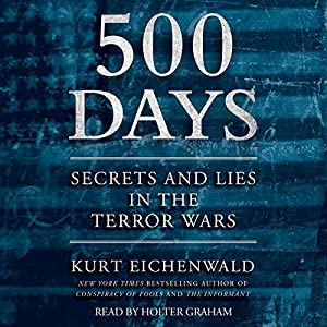 500 Days Audiobook