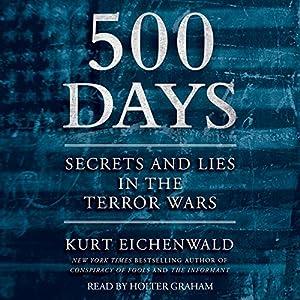 500 Days Audiobook