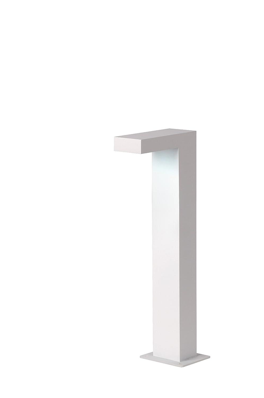 Lucide TEXAS - Pollerleuchte Außen - LED - 1x6W 3000K - IP54 - Schwarz 28851/40/30