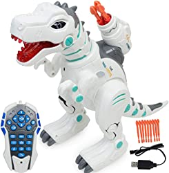 Top 9 Best Robot Dinosaur Toys For Kids & Toddlers (2020 Reviews) 8