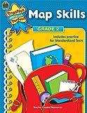 Map Skills Grade 2 (Practice Makes Perfect)