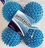 Black Duck Brand Dryer Balls 4 and 8 Packs of Blue- Reusable...