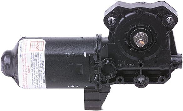 Power Window Motor-Window Lift Motor Cardone 42-607 Reman