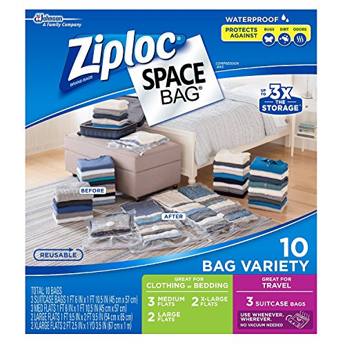 Ziploc Compression Bags Towels And Other Kitchen Accessories