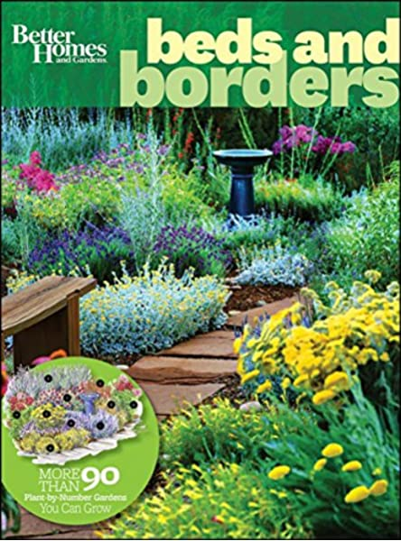 Beds Borders Better Homes And Gardens Gardening Better Homes And Gardens 9780470540275 Amazon Com Books