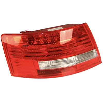 OEM LED Tail Light Assembly Rear Outer Left/Driver Side for Audi A6 S6: Automotive