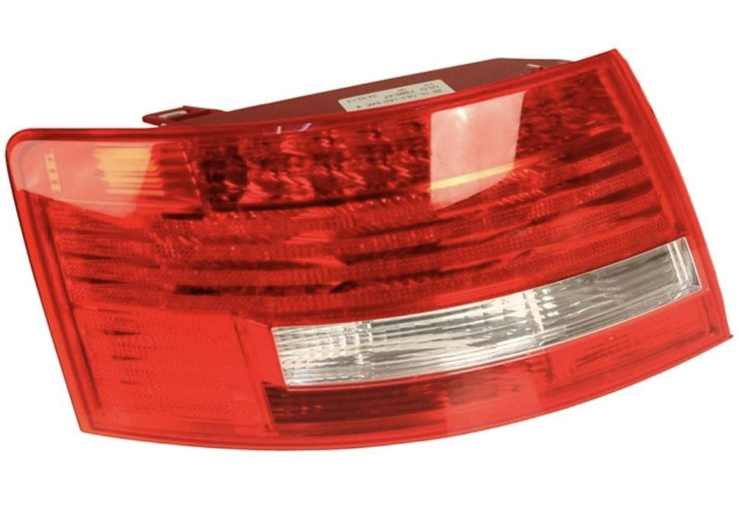 Audi A6 S6 OEM LED Tail Light Assembly Rear Outer Left / Driver Side
